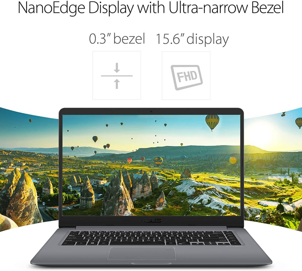 Asus VivoBook F510UA display