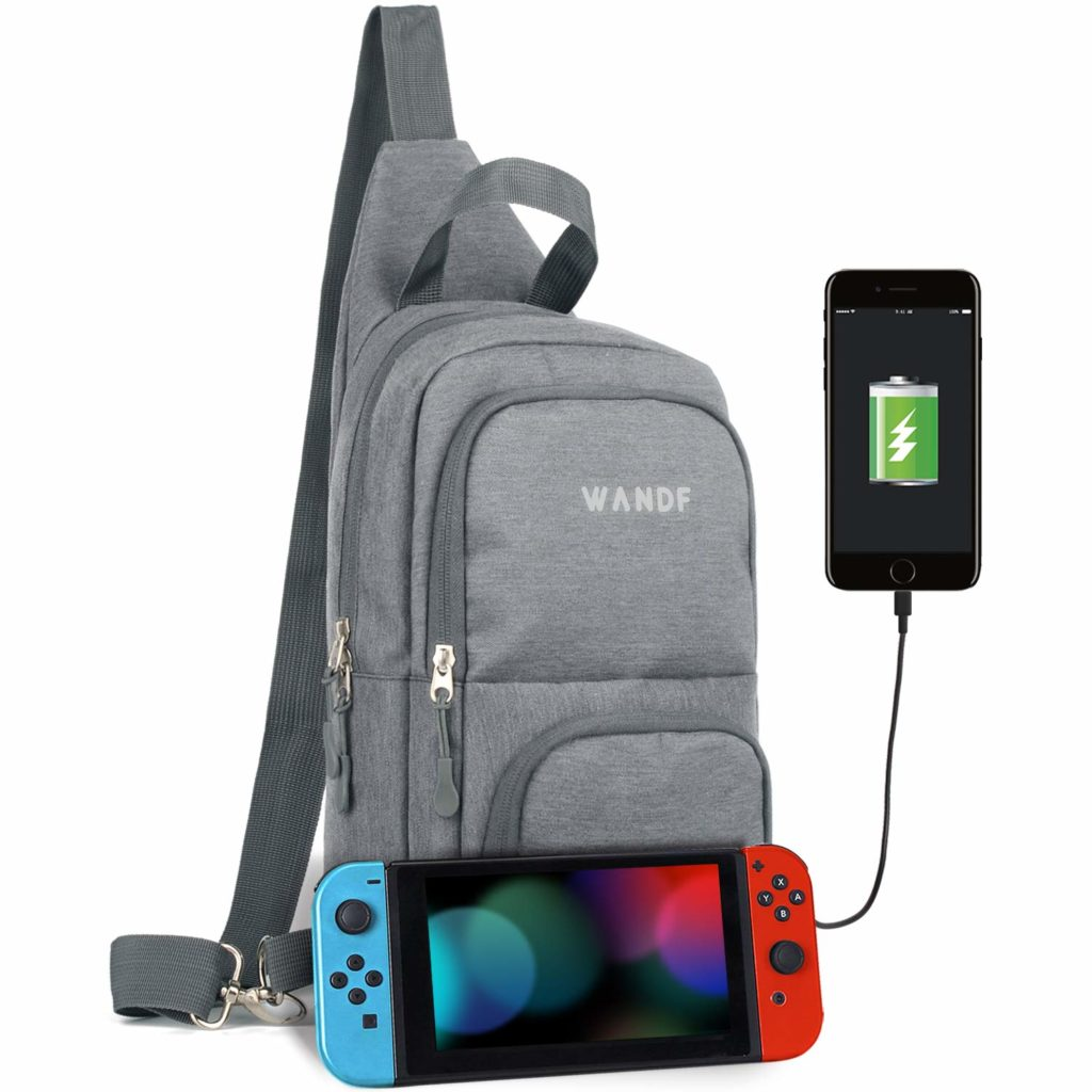 Victoriatourist Nintendo Switch Travel Bag