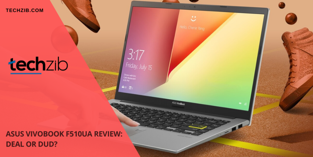 Asus VivoBook F510UA Review