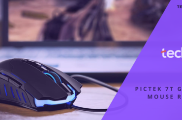 Pictek 7T Gaming Mouse