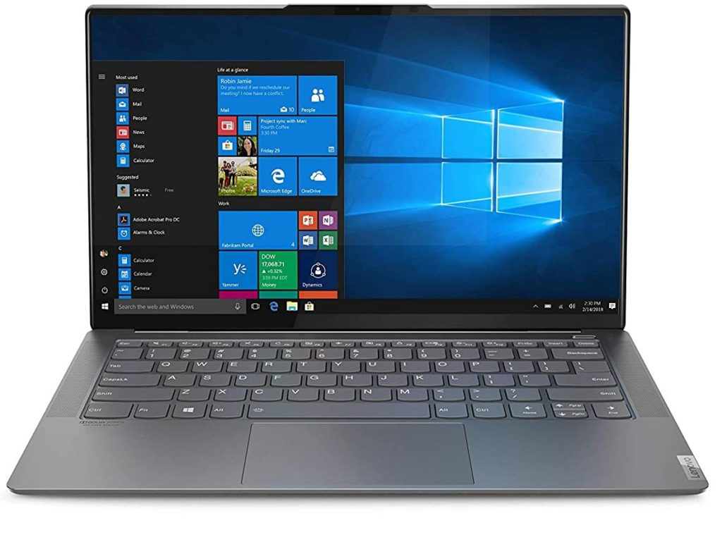 Lenovo IdeaPad S940 Notebook