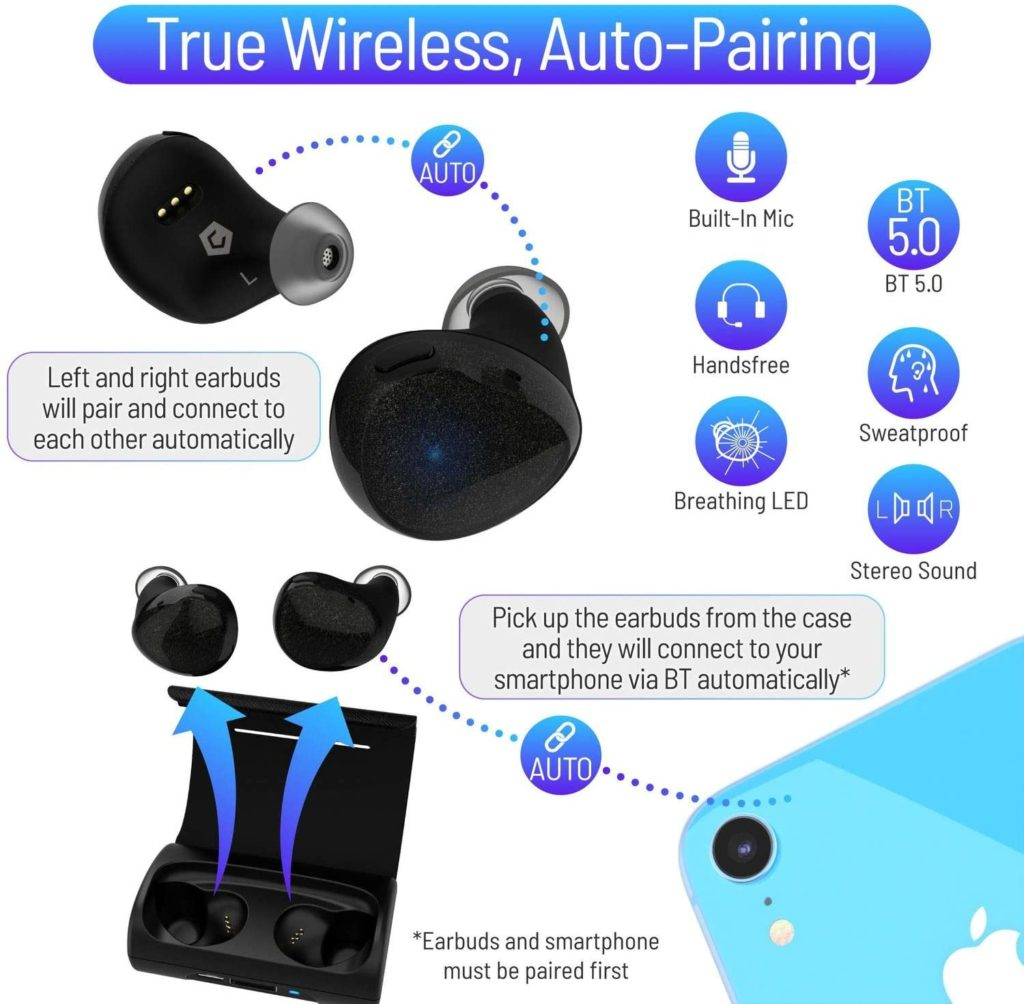 Cobble Pro True Wireless Earbuds 3
