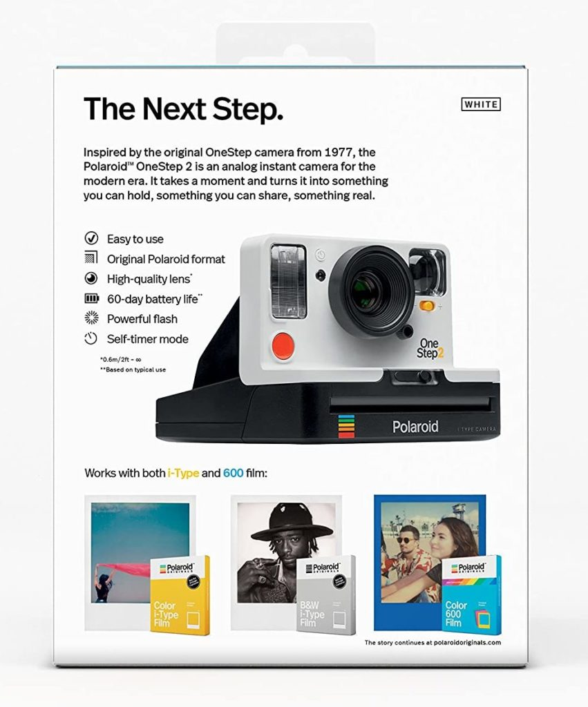 Polaroid Originals OneStep2 VF