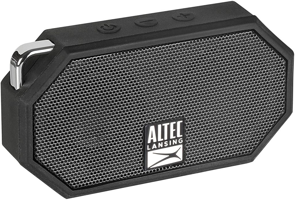 Altec Lansing IMW257-BLK Mini H20 wireless speaker